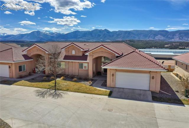 13964 Paradise Villas Grove, Colorado Springs, CO 80921 (#4850443) :: The Hunstiger Team