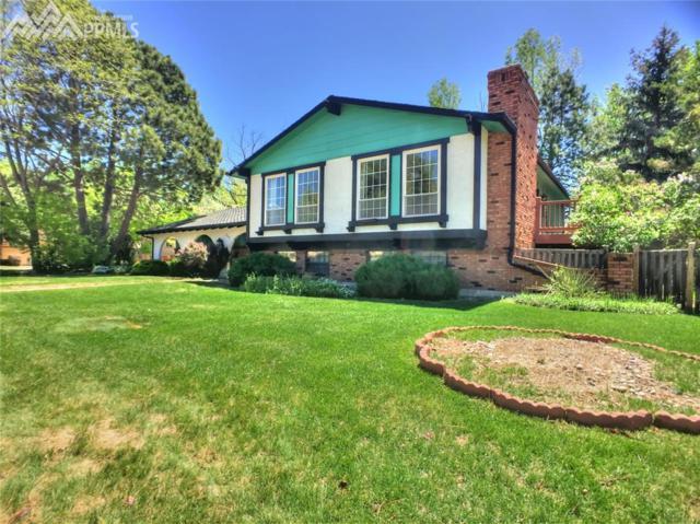 3295 W Parade Circle, Colorado Springs, CO 80917 (#4851097) :: 8z Real Estate