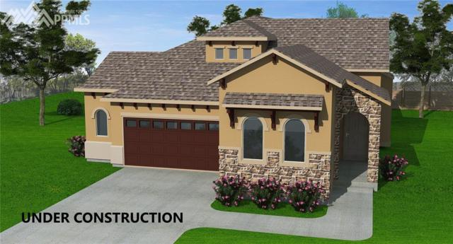 9014 Pacific Crest Drive, Colorado Springs, CO 80927 (#4854460) :: The Peak Properties Group