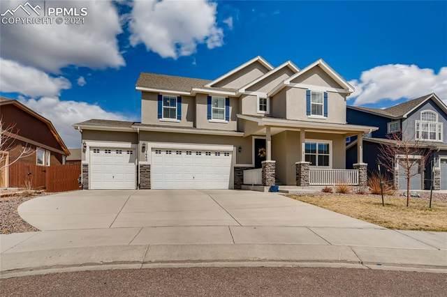 7660 Barraport Drive, Colorado Springs, CO 80908 (#4856158) :: Fisk Team, RE/MAX Properties, Inc.