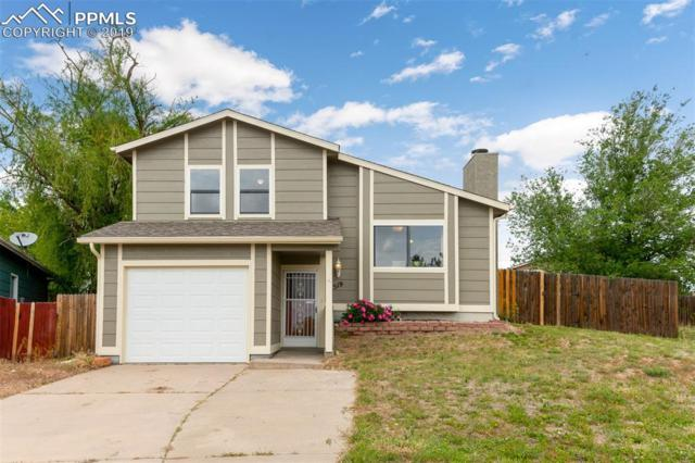 519 Fountain Mesa Road, Fountain, CO 80817 (#4858484) :: The Treasure Davis Team