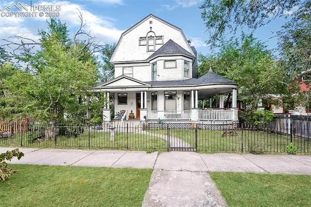 1319 N Nevada Avenue B, Colorado Springs, CO 80903 (#4861261) :: 8z Real Estate