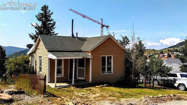 228 E Eaton Avenue, Cripple Creek, CO 80813 (#4861586) :: 8z Real Estate
