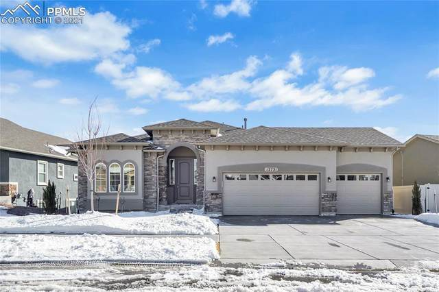 12731 Stone Valley Drive, Peyton, CO 80831 (#4865579) :: Re/Max Structure