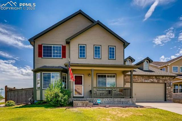 16246 E Swift Fox Place, Parker, CO 80134 (#4865693) :: 8z Real Estate
