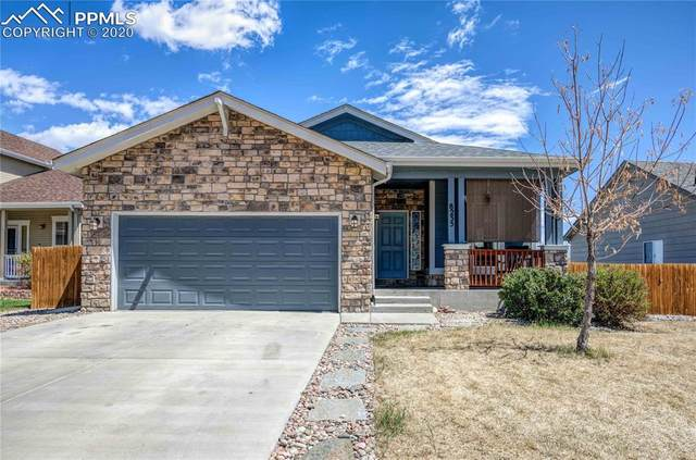 8235 Meadowcrest Drive, Fountain, CO 80817 (#4866843) :: The Treasure Davis Team