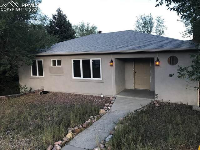 409 Kinnikinnik Drive, Colorado Springs, CO 80905 (#4869541) :: Finch & Gable Real Estate Co.