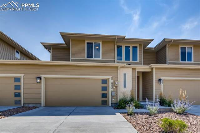 10027 Vervain View, Colorado Springs, CO 80924 (#4870243) :: Tommy Daly Home Team