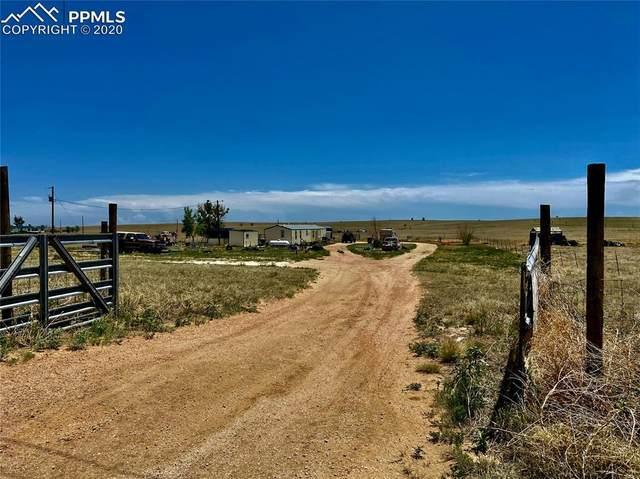 35525 Fossinger Road, Yoder, CO 80864 (#4870675) :: Finch & Gable Real Estate Co.