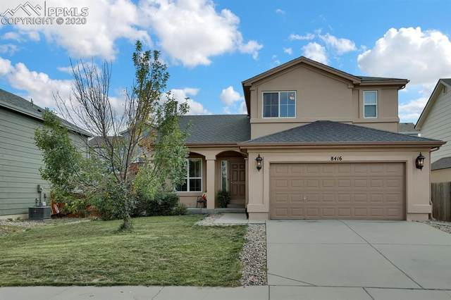 8416 Meadowcrest Drive, Fountain, CO 80817 (#4872326) :: The Kibler Group