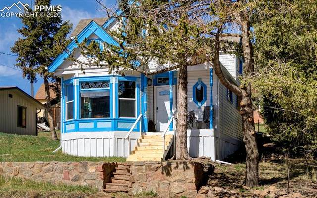 109 Prospect Street, Cripple Creek, CO 80813 (#4873374) :: The Daniels Team
