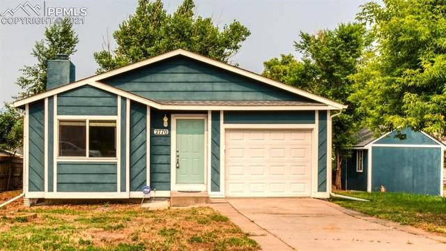 2770 Fredricksburg Drive, Colorado Springs, CO 80922 (#4874305) :: Dream Big Home Team | Keller Williams