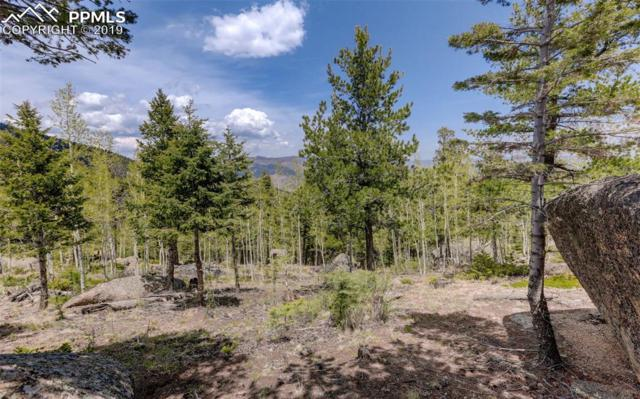 5304 Lost Cabin Road, Manitou Springs, CO 80829 (#4875888) :: Action Team Realty