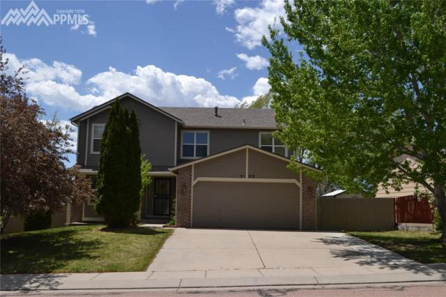 5140 Harrington Drive, Colorado Springs, CO 80911 (#4879469) :: The Treasure Davis Team