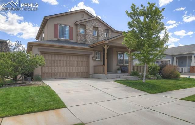 7764 Buckeye Tree Lane, Colorado Springs, CO 80927 (#4879646) :: CC Signature Group