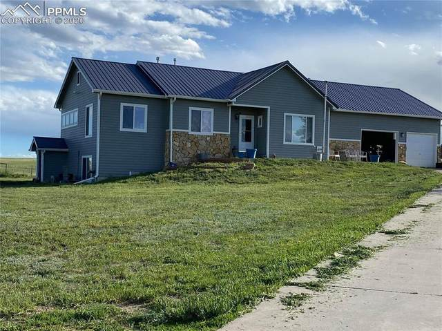 3420 Badger Lane, Elbert, CO 80106 (#4880233) :: Tommy Daly Home Team