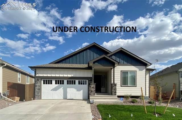 5549 Janga Circle, Colorado Springs, CO 80939 (#4880468) :: The Harling Team @ HomeSmart