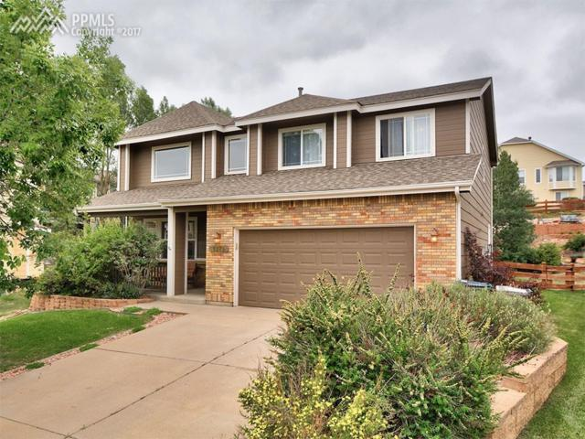 1272 Dream Lake Court, Colorado Springs, CO 80921 (#4881903) :: Action Team Realty