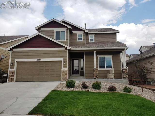 17875 Mining Way, Monument, CO 80132 (#4884110) :: Tommy Daly Home Team