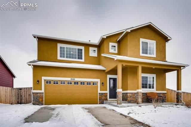 8102 Hardwood Circle, Colorado Springs, CO 80908 (#4884118) :: Action Team Realty