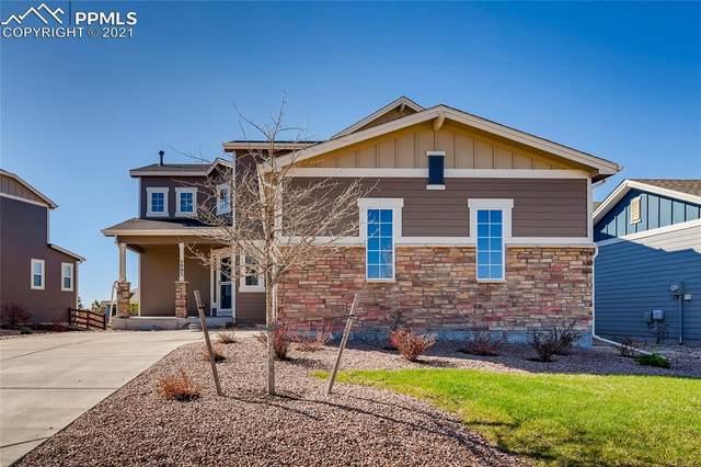 5993 Brave Eagle Drive, Colorado Springs, CO 80924 (#4884271) :: Finch & Gable Real Estate Co.