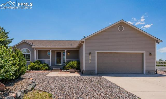 12435 Snaffle Bit Road, Peyton, CO 80831 (#4884573) :: Action Team Realty