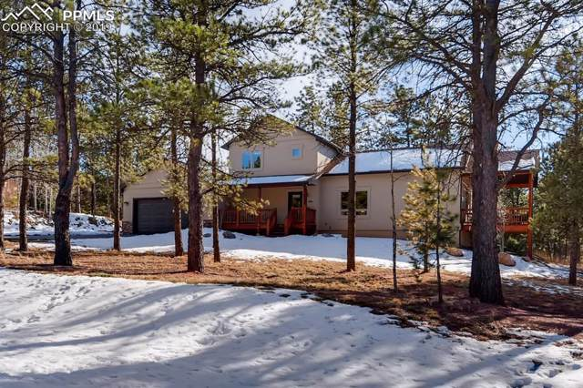 410 Fairfield Lane, Woodland Park, CO 80863 (#4889868) :: Perfect Properties powered by HomeTrackR