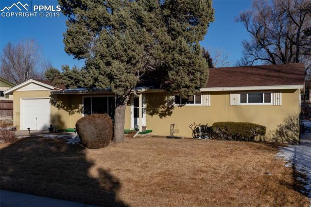 509 Ponderosa Drive, Colorado Springs, CO 80911 (#4890285) :: The Hunstiger Team