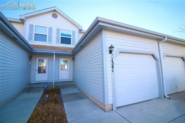 1341 Firefly Place, Colorado Springs, CO 80916 (#4892192) :: The Treasure Davis Team