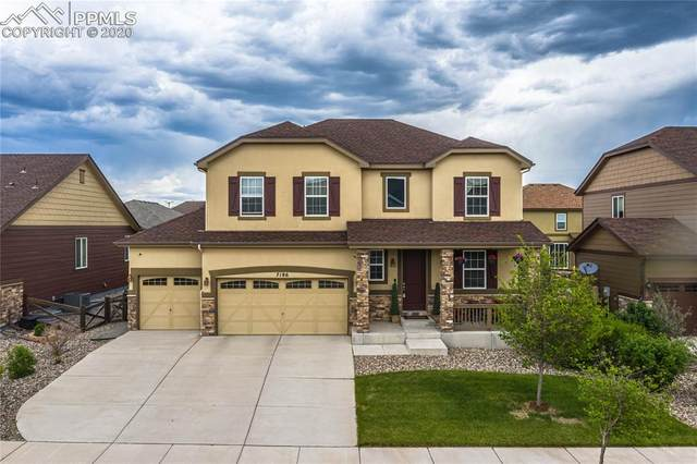 7186 Laurel Cherry Court, Colorado Springs, CO 80927 (#4894130) :: The Harling Team @ Homesmart Realty Group