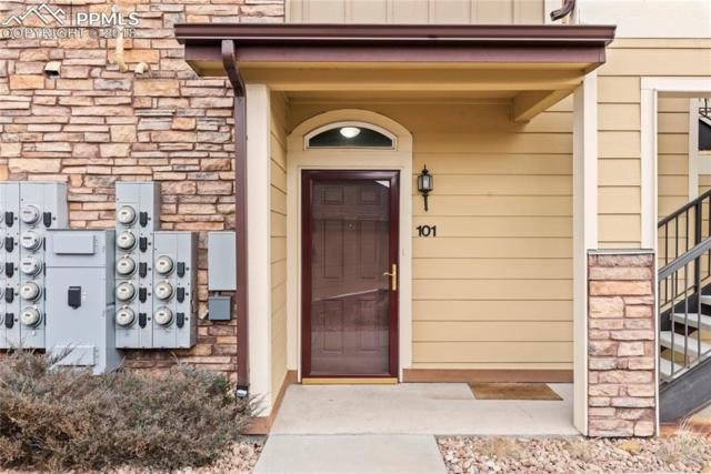 5353 Palomino Ranch Point #101, Colorado Springs, CO 80922 (#4896899) :: Harling Real Estate