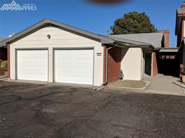 430 Lakewood Circle, Colorado Springs, CO 80910 (#4900527) :: The Hunstiger Team