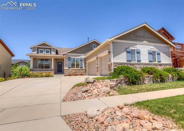 5850 Harney Drive, Colorado Springs, CO 80924 (#4905014) :: Fisk Team, RE/MAX Properties, Inc.