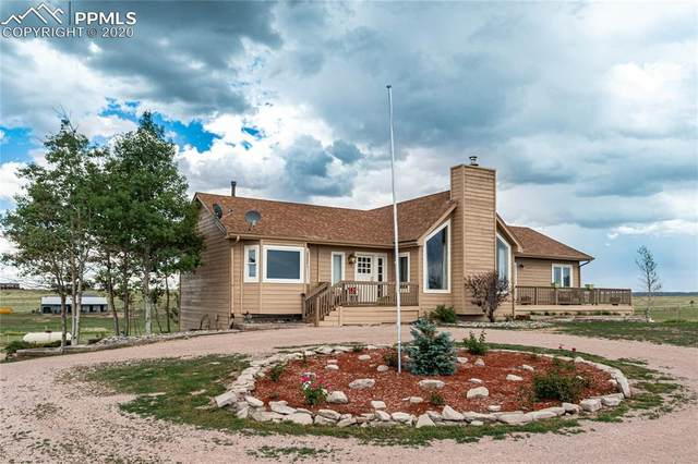 3336 Badger Lane, Elbert, CO 80106 (#4906016) :: 8z Real Estate