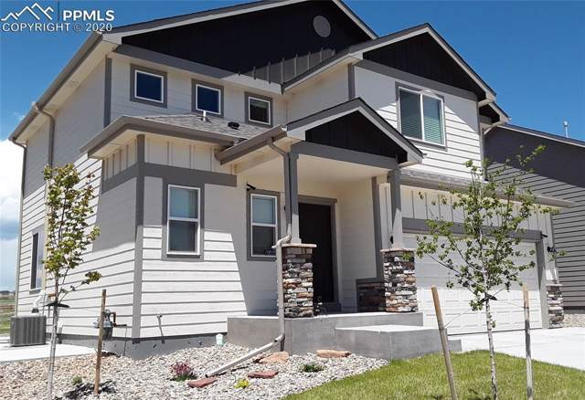 9848 Morning Vista Drive, Peyton, CO 80831 (#4907687) :: The Daniels Team