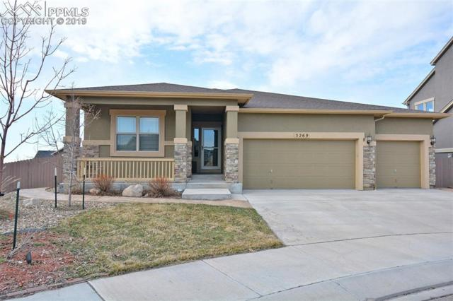 5269 Monarch Crest Way, Colorado Springs, CO 80924 (#4912179) :: Tommy Daly Home Team