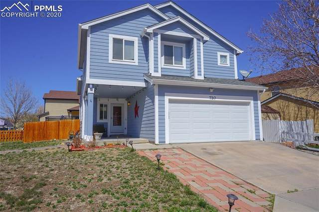 720 Ancestra Drive, Fountain, CO 80817 (#4912546) :: Venterra Real Estate LLC