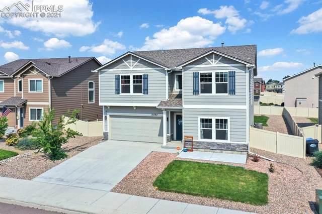 10797 Hidden Prairie Parkway, Fountain, CO 80817 (#4915183) :: Compass Colorado Realty
