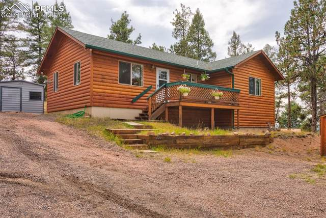216 Wasatch Lane, Florissant, CO 80816 (#4918230) :: Action Team Realty
