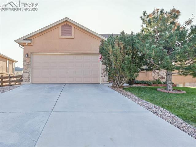 9845 Everglades Drive, Peyton, CO 80831 (#4919039) :: The Kibler Group