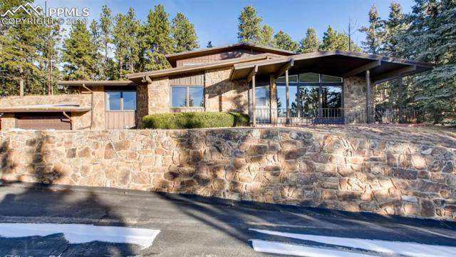 100 Apache Trail, Woodland Park, CO 80863 (#4920154) :: Jason Daniels & Associates at RE/MAX Millennium