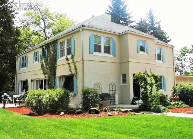 9 Oak Avenue, Colorado Springs, CO 80906 (#4923207) :: 8z Real Estate