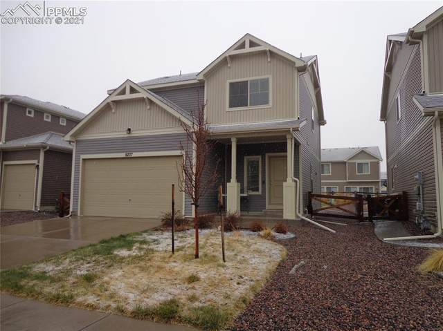 9237 Pacific Crest Drive, Colorado Springs, CO 80927 (#4923709) :: The Gold Medal Team with RE/MAX Properties, Inc