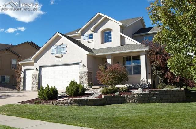 2054 Silver Creek Drive, Colorado Springs, CO 80921 (#4924271) :: The Kibler Group