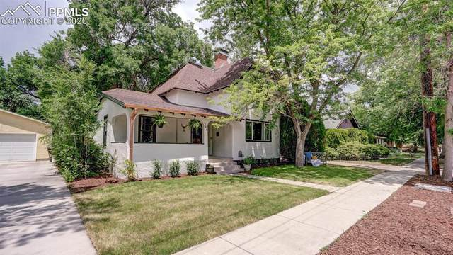 314 E Columbia Street, Colorado Springs, CO 80907 (#4924560) :: CC Signature Group