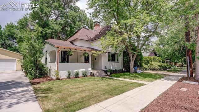 314 E Columbia Street, Colorado Springs, CO 80907 (#4924560) :: 8z Real Estate