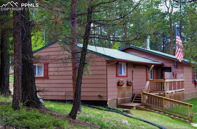 74 Whispering Pine Drive, Lake George, CO 80827 (#4926616) :: 8z Real Estate