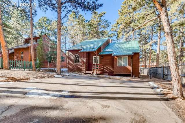 525 Highway 67 Highway, Woodland Park, CO 80863 (#4927718) :: The Dixon Group