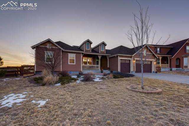 7252 Sylamore Way, Peyton, CO 80831 (#4928236) :: The Hunstiger Team