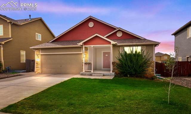 10908 Deer Meadow Circle, Colorado Springs, CO 80925 (#4929679) :: The Kibler Group